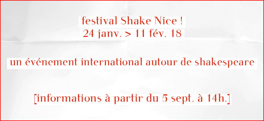 Shake Nice !