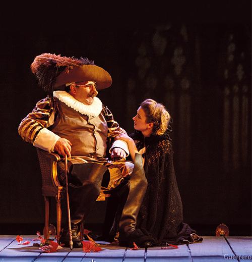 Edmond au Théâtre National de Nice