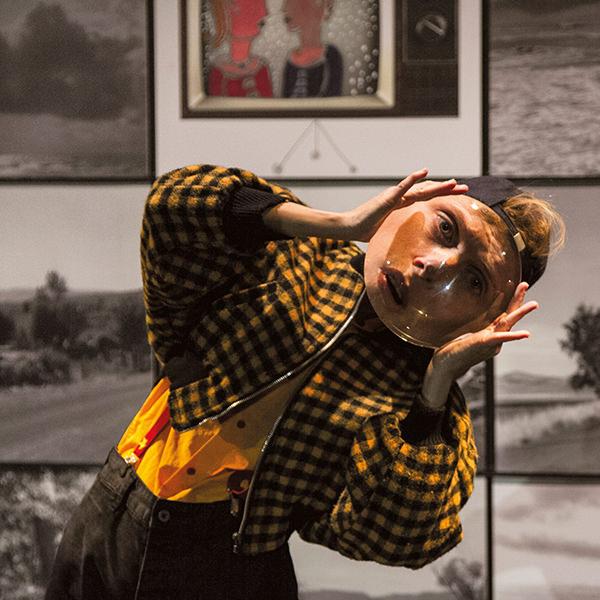 bulle, une odyssée au théâtre National de Nice