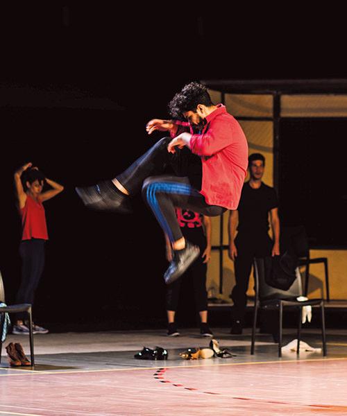 el baile at Théâtre National de Nice