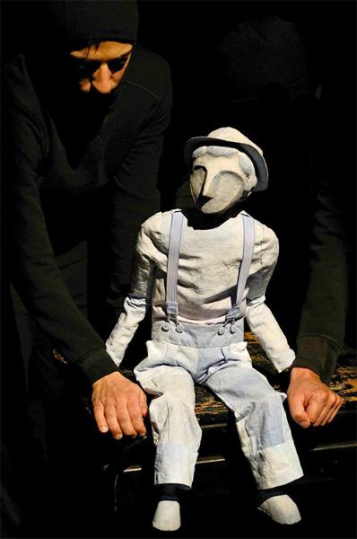 passager clandestin au Théâtre National de Nice