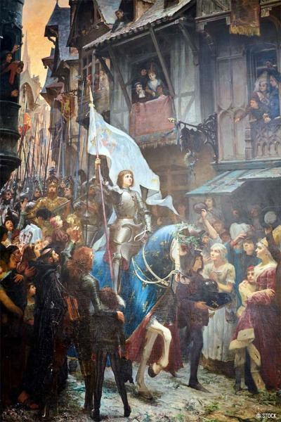 Dissonances Jeanne d'Arc
