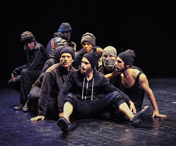 esperanza au Théâtre National de Nice