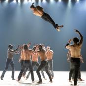 les nuits barbares at Théâtre National de Nice