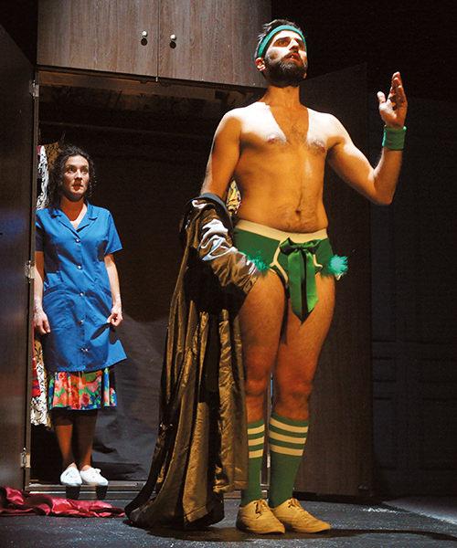 ciel ! mon placard at Théâtre National de Nice