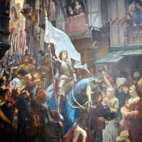 Dissonances Jeanne d'Arc